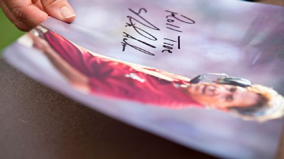 Saban Autograph