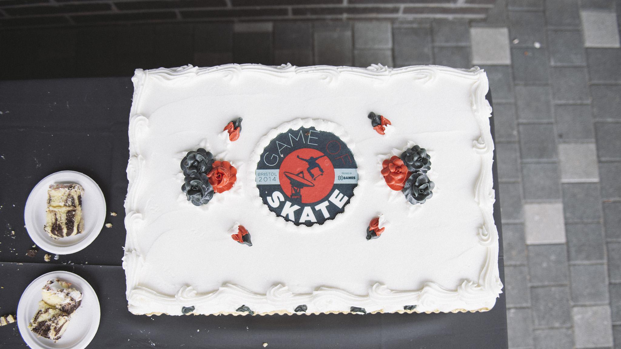 Game of cake