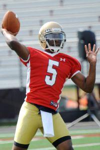 Notre Dame's Everett Golson