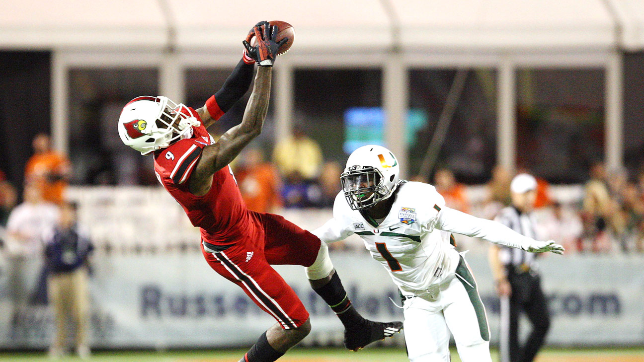 Louisville Cardinals college football season preview - ESPN