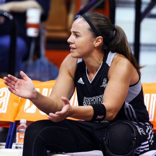 San Antonio Spurs hire female Assistant Coach