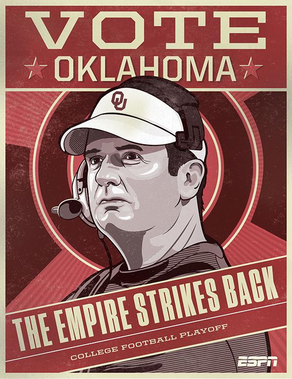 NCF Oklahoma Vote Poster