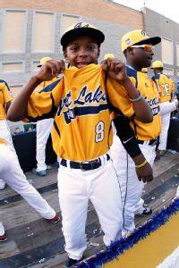 Jackie Robinson West Little League team
