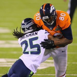 Richard Sherman and Julius Thomas