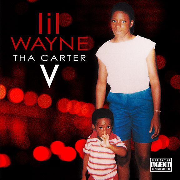 Lil Wayne Album Cover
