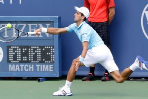 One of the most consistent performers on tour, Novak Djokovic didn't fare well at Toronto or Cincinnati.