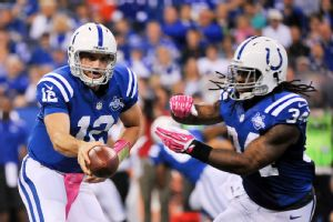 Andrew Luck, Trent Richardson