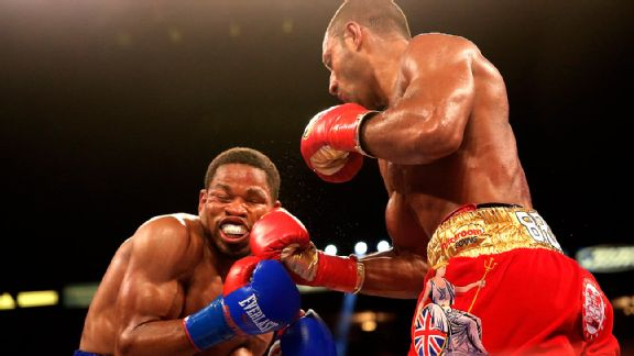 Kell Brook and Shawn Porter