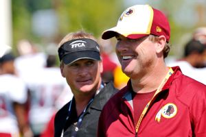 Jon Gruden and Jay Gruden