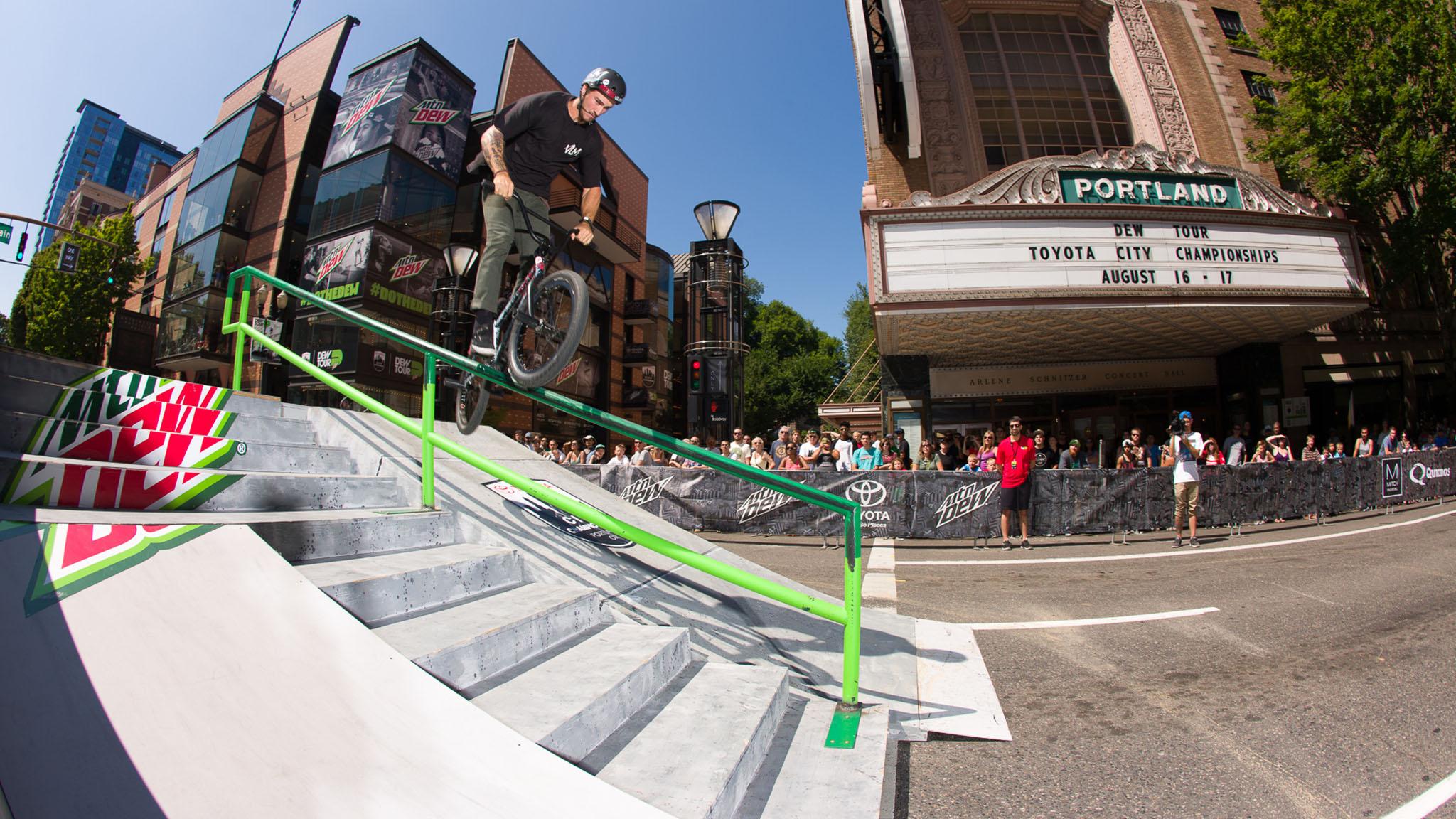 Dew Tour Portland Oregon