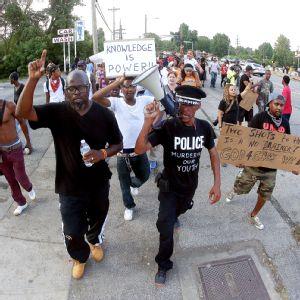 Ferguson, Mo. protests