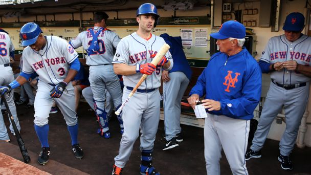 Curtis Granderson,David Wright,Terry Collins