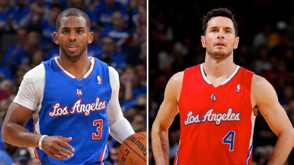 Chris Paul and J.J. Redick