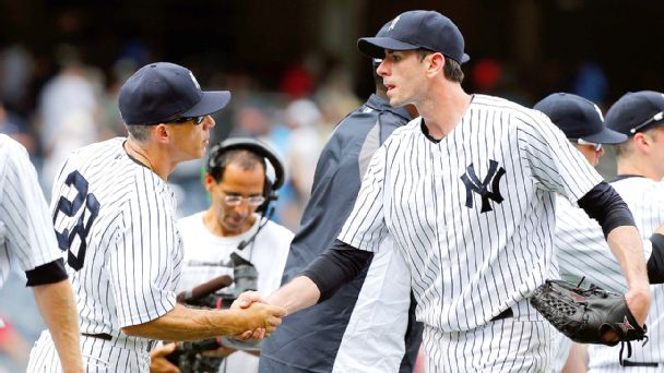 Brandon McCarthy and Joe Girardi