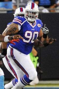 Bills cut DT Branch one day after DUI arrest