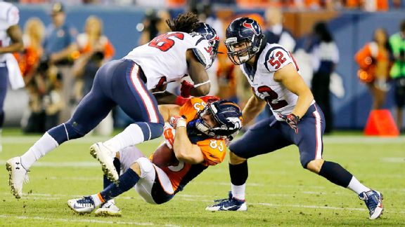 Broncos have options if Welker not ready