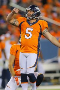 Sources: Broncos K Prater facing 4-game ban