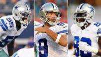 Dallas Cowboys' projected roster