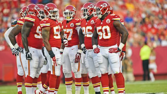 Chiefs May Take Step Back