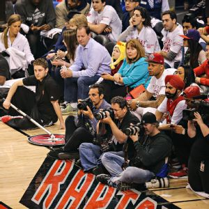 NBA Photographers