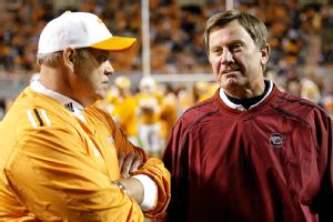 Steve Spurrier, Phillip Fulmer