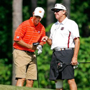 Steve Spurrier, Dabo Swinney