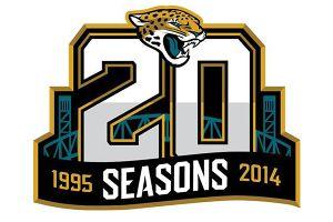 Jacksonville Jaguars patch