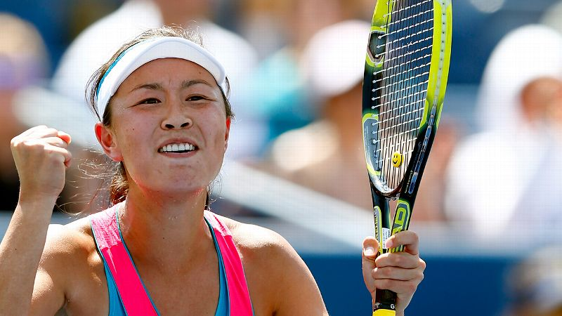 Peng Shuai, Unseeded