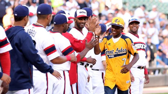 Jackie Robinson West Little League Team