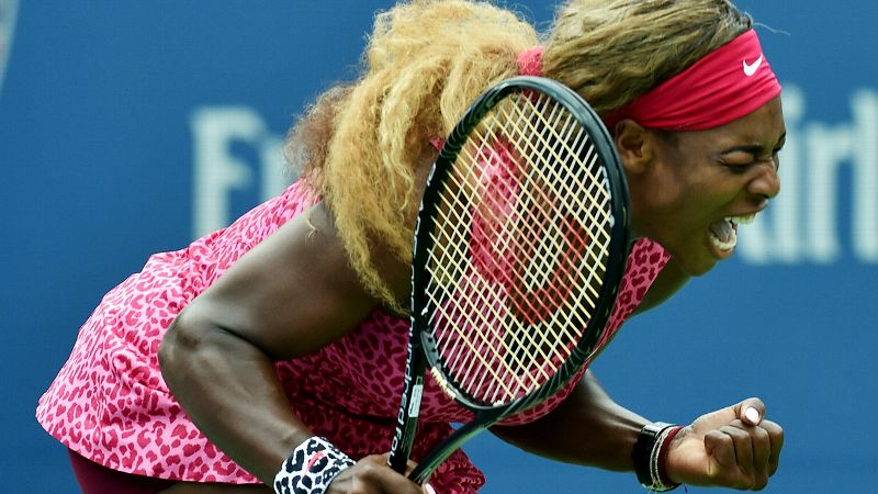 Serena Williams, No. 1 seed
