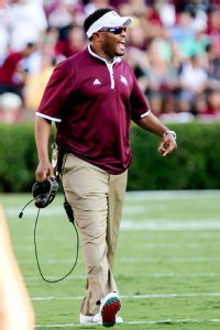 Texas A&M's Kevin Sumlin