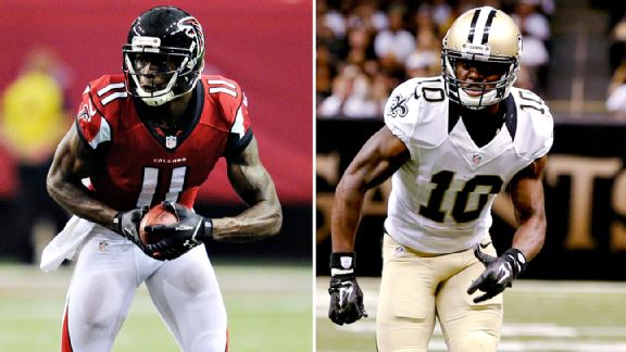 Saints vs. Falcons preview