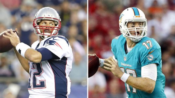 Tom Brady, and Ryan Tannehill