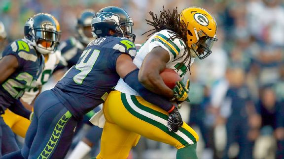 Packers still not in the Seahawks' class