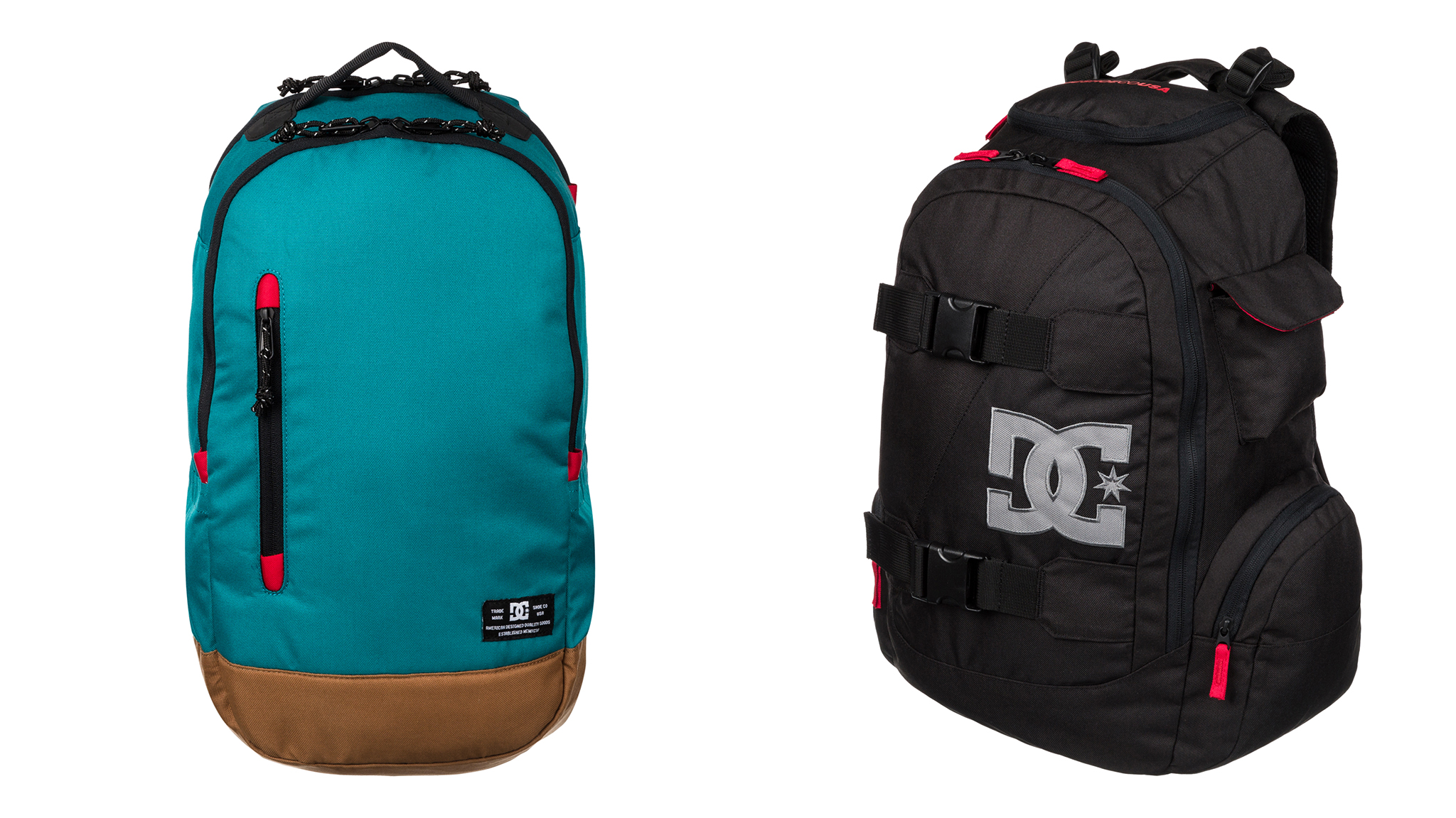 DC Shoes backpacks