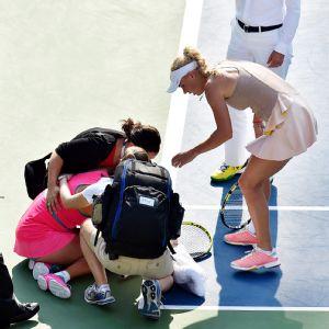 Shuai Peng, Caroline Wozniacki