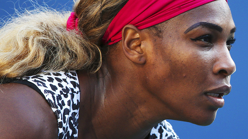After a disappointing three-major run while trying to tie Chris Evert and Martina Navratilova with 18 majors, Serena Williams stormed through every opponent at the US Open, including Caroline Wozniacki in the final.