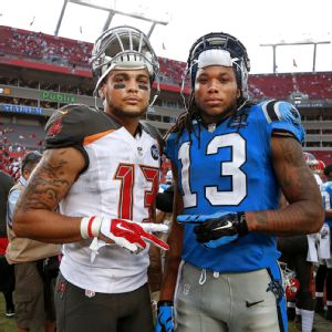 Mike Evans and Kelvin Benjamin