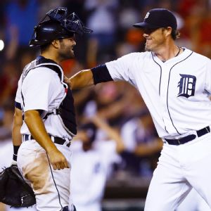 Joe Nathan Tigres Detroit