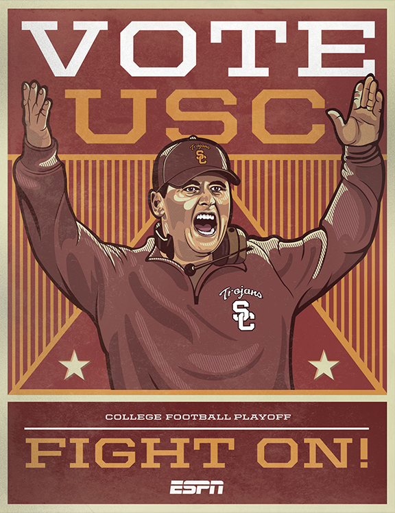USC poster