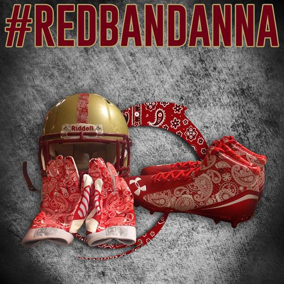 Red Bandanna Uniforms