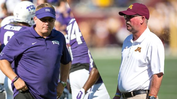 Gary Patterson, Jerry Kill