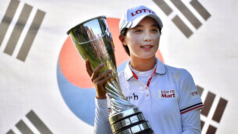 Four of the five major winners on the LPGA Tour this year have been 26 or younger, including 19-year-old Hyo-Joo Kim.