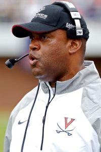 Virginia's Mike London