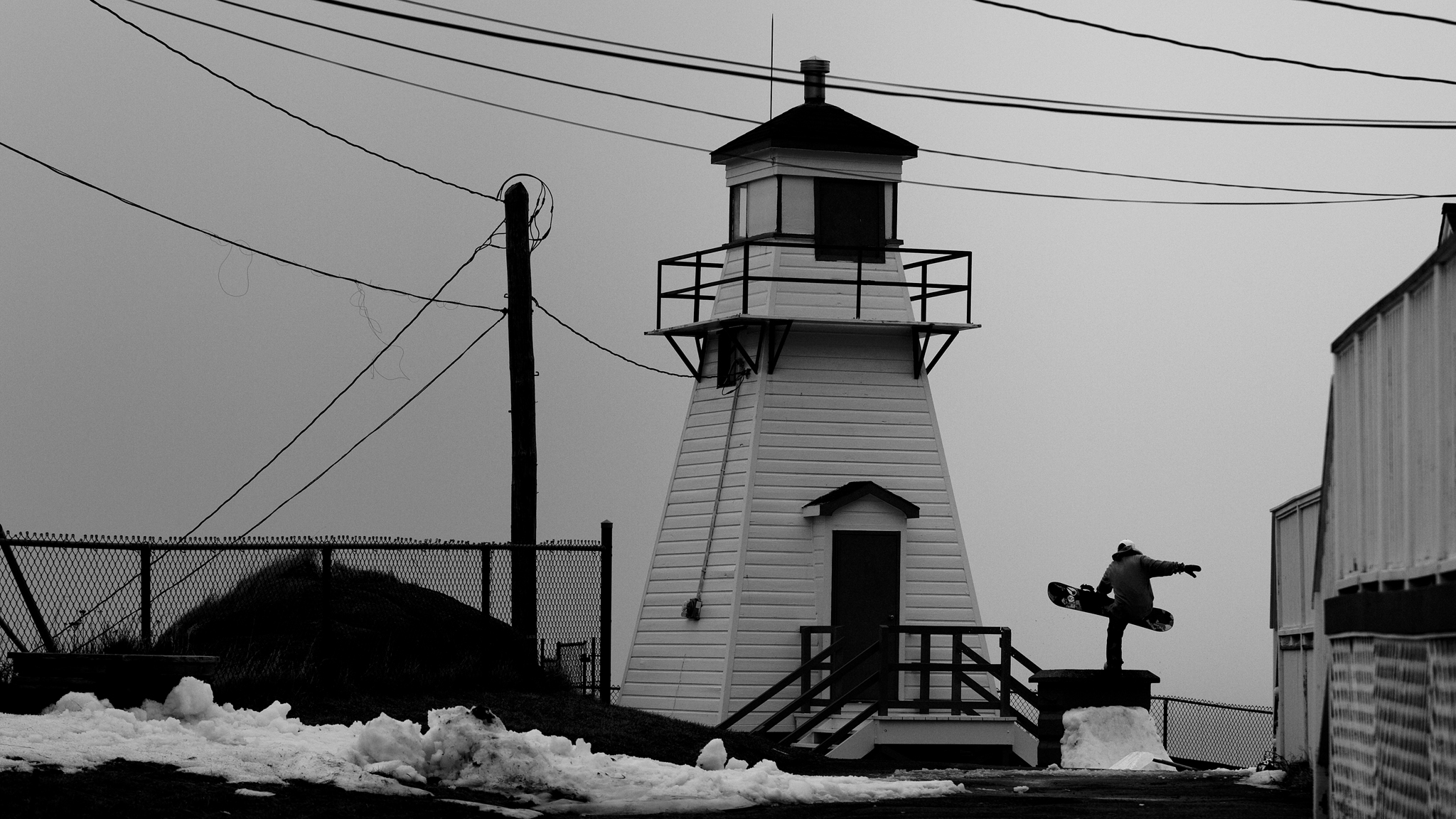 Wojtek Pawlusiak, Newfoundland, Canada