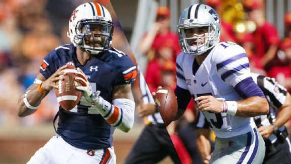 Nick Marshall, Jake Waters