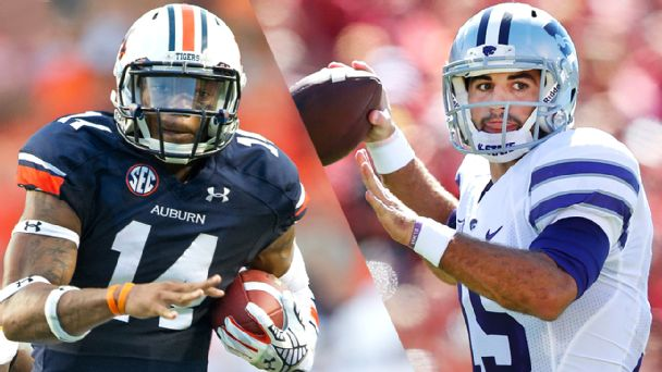 Nick Marshall and Jake Waters