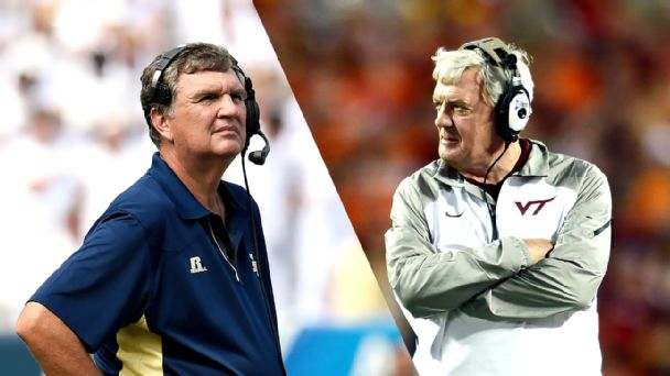 Paul Johnson, Frank Beamer