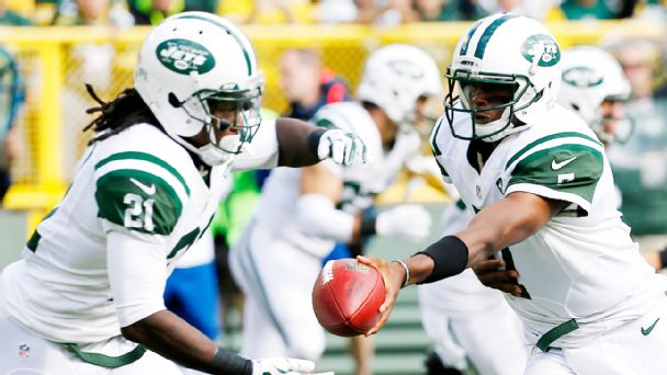 Geno Smith, Chris Johnson