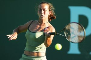 Former WTA player Gala Leon was chosen as the captain of Spain's Davis Cup team on Monday.
